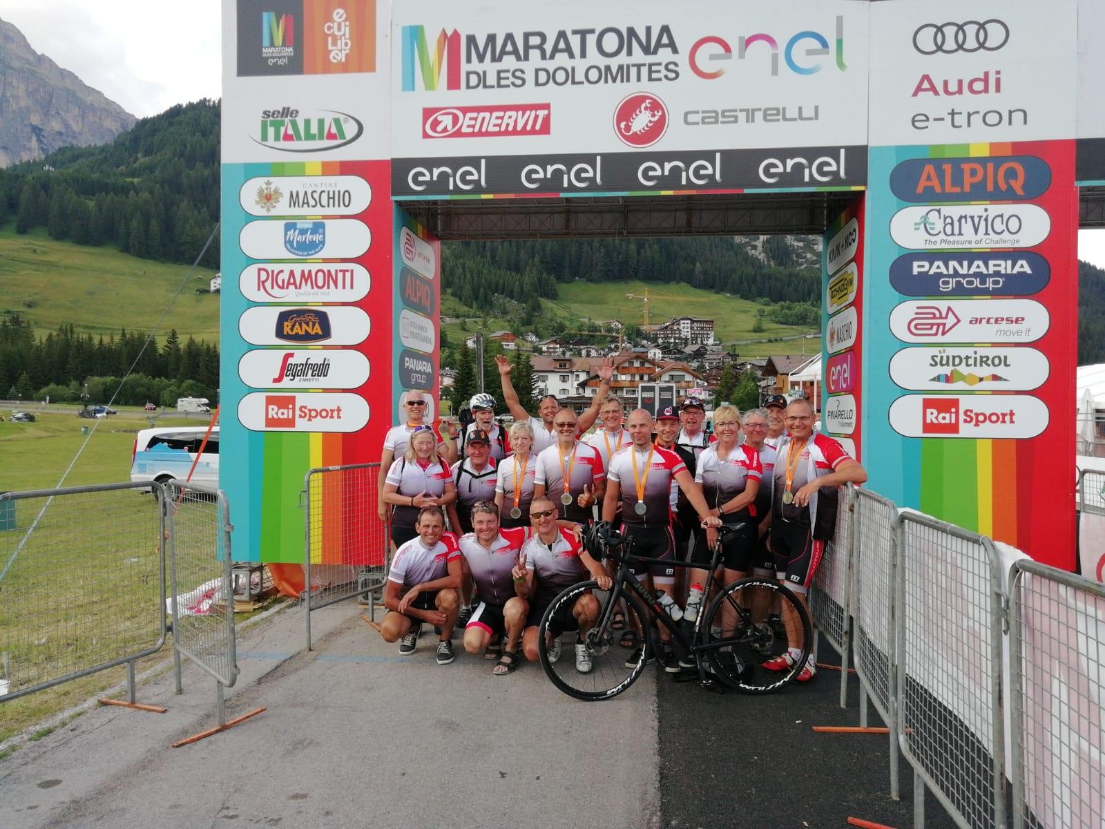 Marathona dles Dolomites